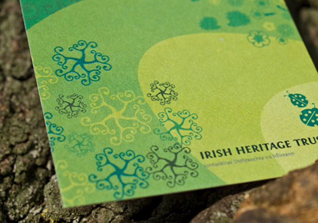 Irish Heritage Trust / Promotional Materials