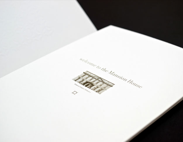 The Mansion House / Brochure